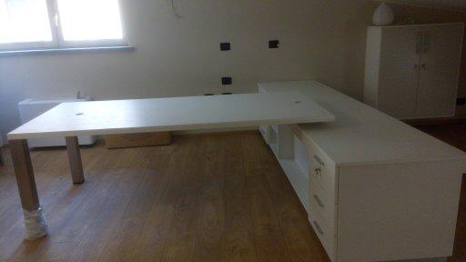 Brignolo falegnameria mobili serramenti e risparmio for Arredo ufficio bianco